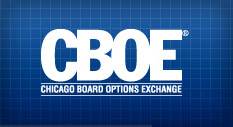Chicago Board Options Exchange logo