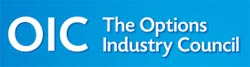 The Options Industry Council logo